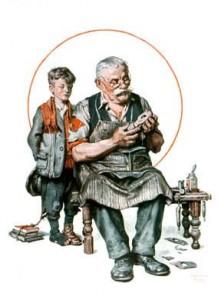 burhans cobblers children